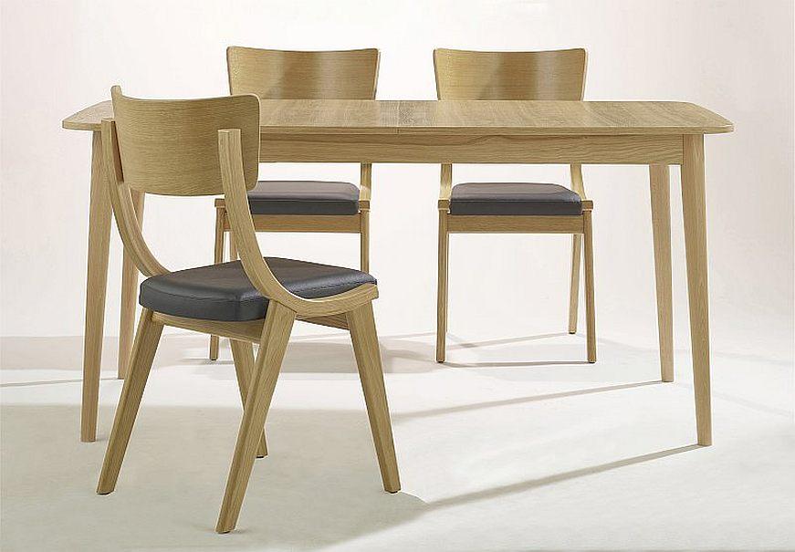 Krzesło i stół BENT (Skoczek)